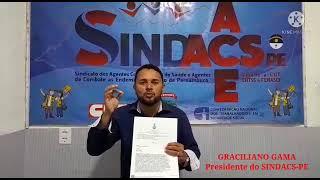 Progressão garantida pra quem confiou no SINDACS-PE