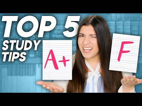 Top 5 Study Tips to Pass Chemistry This Semester