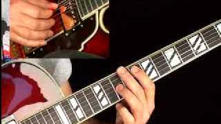 Jazzed Blues Guitar Lessons - Mark Stefani - Lick #6