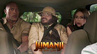 JUMANJI: THE NEXT LEVEL - Uber