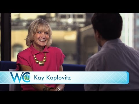 World Changers Network, Philanthropist Spotlight: Kay Koplovitz