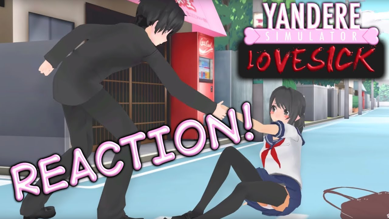 Primo INCONTRO tra AYANO e SENPAI | LOVESICK EP 1 - REACTION!