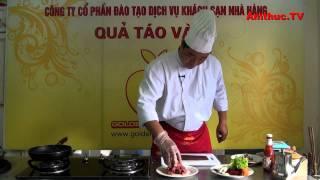 Bò nướng sả (Vào bếp cùng Sao - số 42) - tapchiamthuc.vn - amthuc.tv