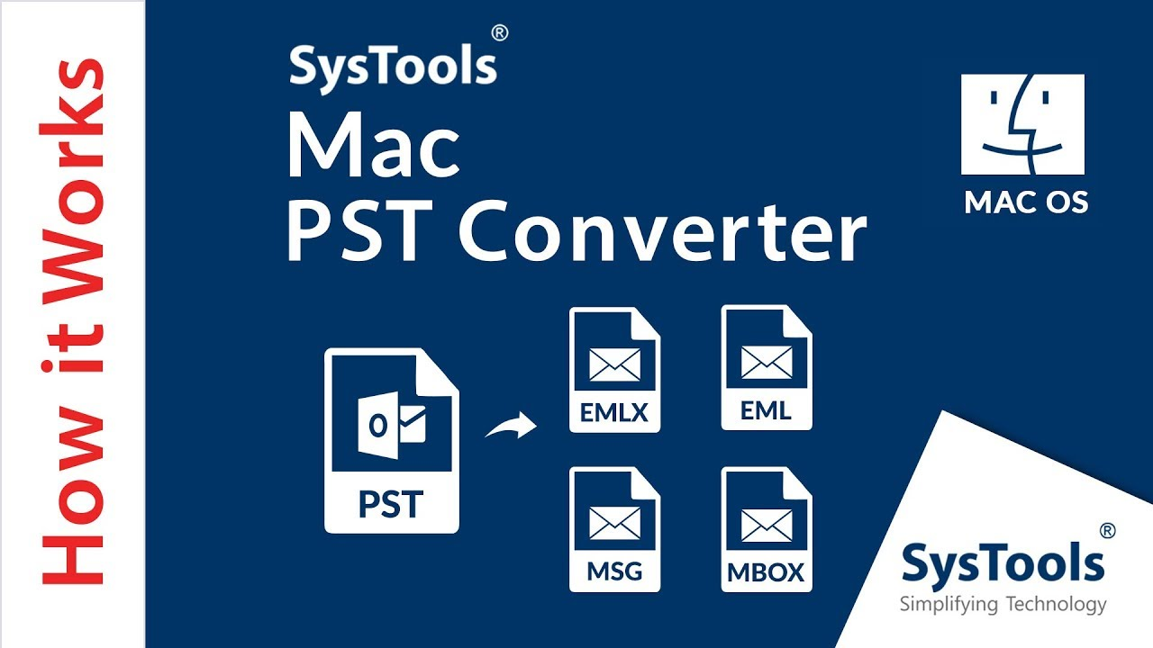PST to MBOX Converter to Export Outlook Emails to MBOX on Mac & Win OS