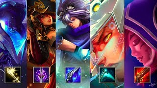 Top 5 ADC Carry (Lucian, Ezreal, Kai