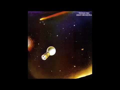 Electric Light Orchestra ‎- Kuiama - Vinyl recording HD