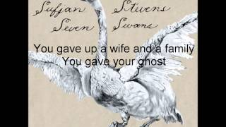 Sufjan Stevens - To Be Alone With You (Lyrics) HD