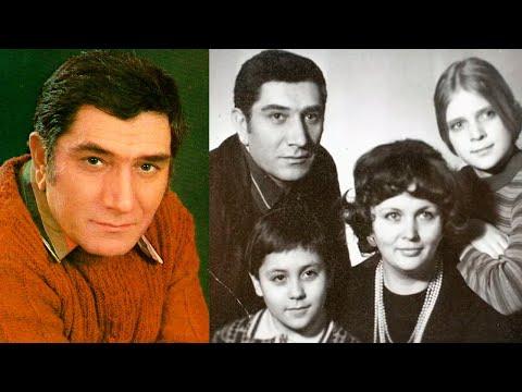 ПОТЕРЯЛ И ДОЧЬ, И ЖЕНУ   С кем доживал свой век советский актёр Армен Джигарханян
