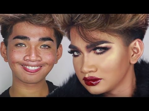 BRETMAN ROCK MAKEUP TUTORIAL | PatrickStarrr