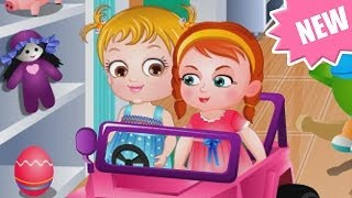 Baby Hazel Game Movie - Baby learns Manners Episode - Dora the Explorer