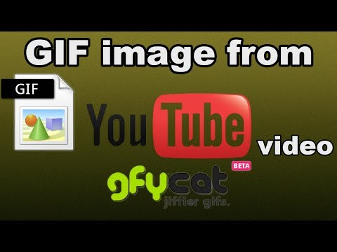 ✧ How To Make A GIF From YouTube Video With Gfycat - Easy & Quick