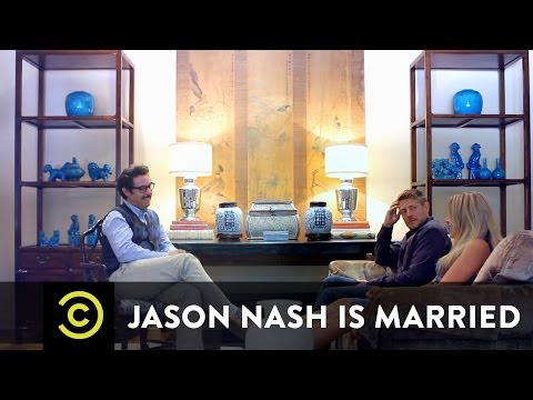 Jason Nash Is Married  Couples Therapy with Dr. Glen