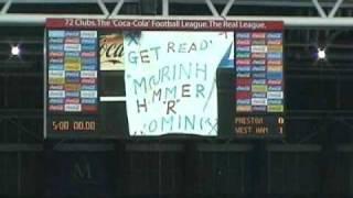 west ham united vs preston north end 2005 play off final par
