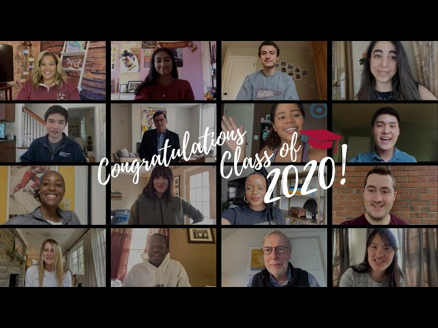 Celebrating the IOP Class of 2020
