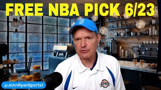 Free NBA Picks and Predictions | Milwaukee Bucks vs Atlanta Hawks Game 1 Betting Preview | June 23