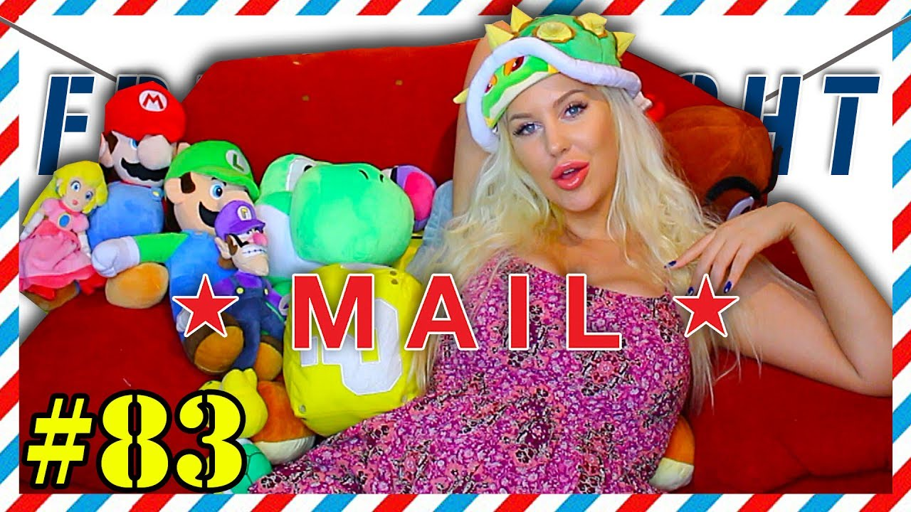 PLAY WITH MY PUSSY? - Friday Night Mail #83 - YouTube
