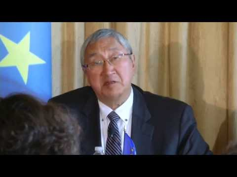 EUCE panel 'Canada-EU Arctic Dialogue: Resource Development and Governance', U of A, May 1, 2015