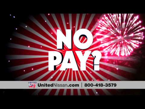 "United Nissan ""Tax Time"" Spot"