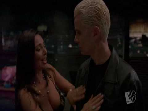 Spike and Angel funny moments