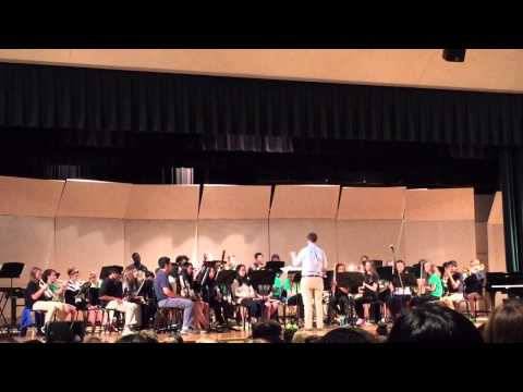 White Station Middle School Last Concert 2015