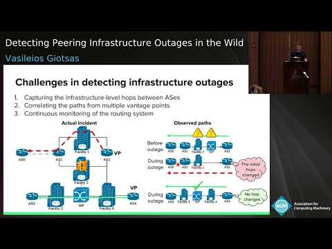 Automatically detect peering infrastructure outages with new tool