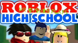 ROBLOX: Roblox High School Episode 53| Waren zurück! (Roblox Rollenspiel)