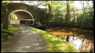 Hapton Valley Boats - Canal Barge Hire - www.purplevideos.co.uk