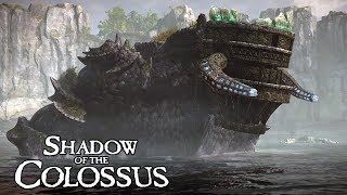Wodny MIŚ [#5] Shadow of the Colossus [PS4 Pro]