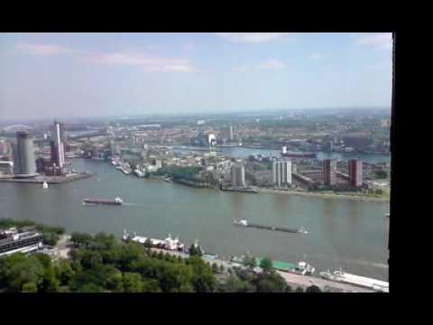 Euromast, Rotterdam - 360' view