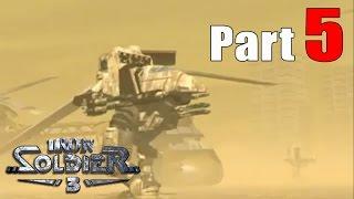 Iron Soldier 3 [PSX] part 5 (Mission 17, 18, 19 & 20)
