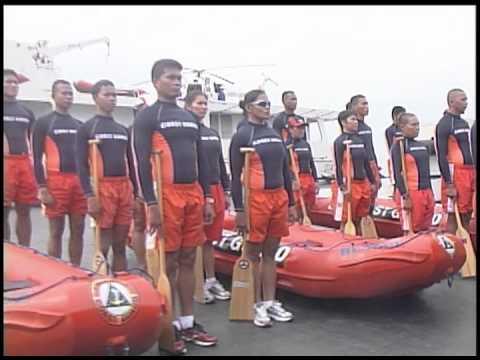 Philippine Coastguard Search and Rescue Team (SONA Special Report)