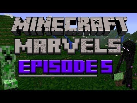 Minecraft Marvels - Scuba Diving Adventure!