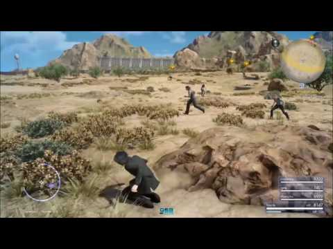 Final Fantasy XV | 2,000,000 EXP in Chapter 3