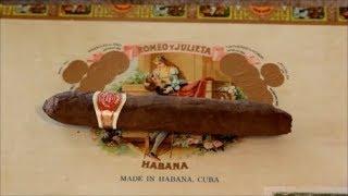 Romeo y Julieta Perfectos Vintage Cigar Unboxing 1989