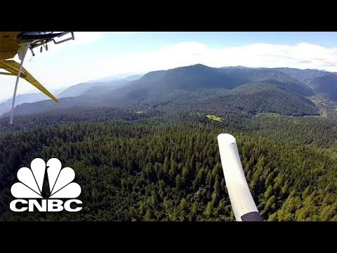 A BirdsEye View Of Humboldt County  The Profit  CNBC Prime