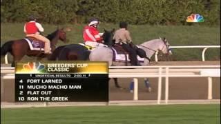 03.11.2012 Santa Anita Park (USA) 12.Race Breeders Cup Classic 2012 - Group I 2.011m