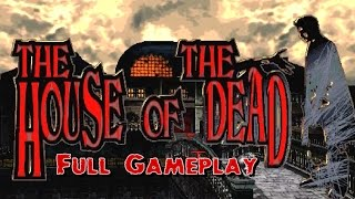 The House Of The Dead 1 | Full Gameplay | Español
