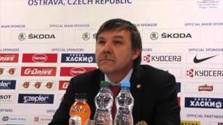 Олег Знарок после Словении