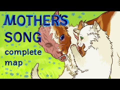 【Mother's Song - COMPLETE Brightheart And Whitewing MAP】