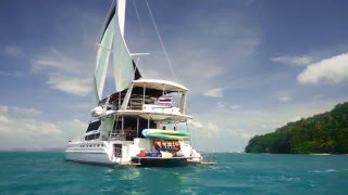 Phuket Luxury Catamaran 23 12 15 FULL   AGENT