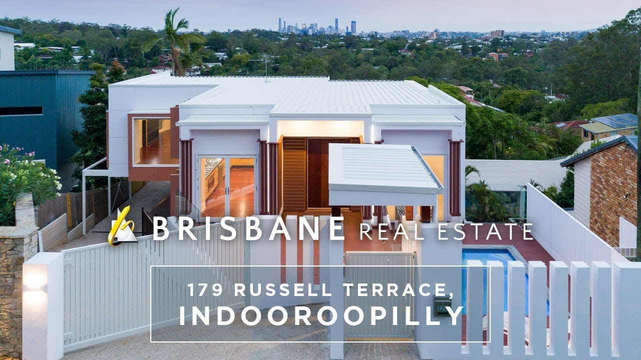 Brisbane Real Estate - 179 Russell Terrace | Indooroopilly