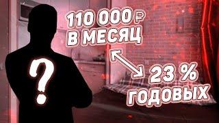 Дополнительный заработок от 100000 рублей в месяц. Вклад от 20% годовых. Инвестиции в недвижимость