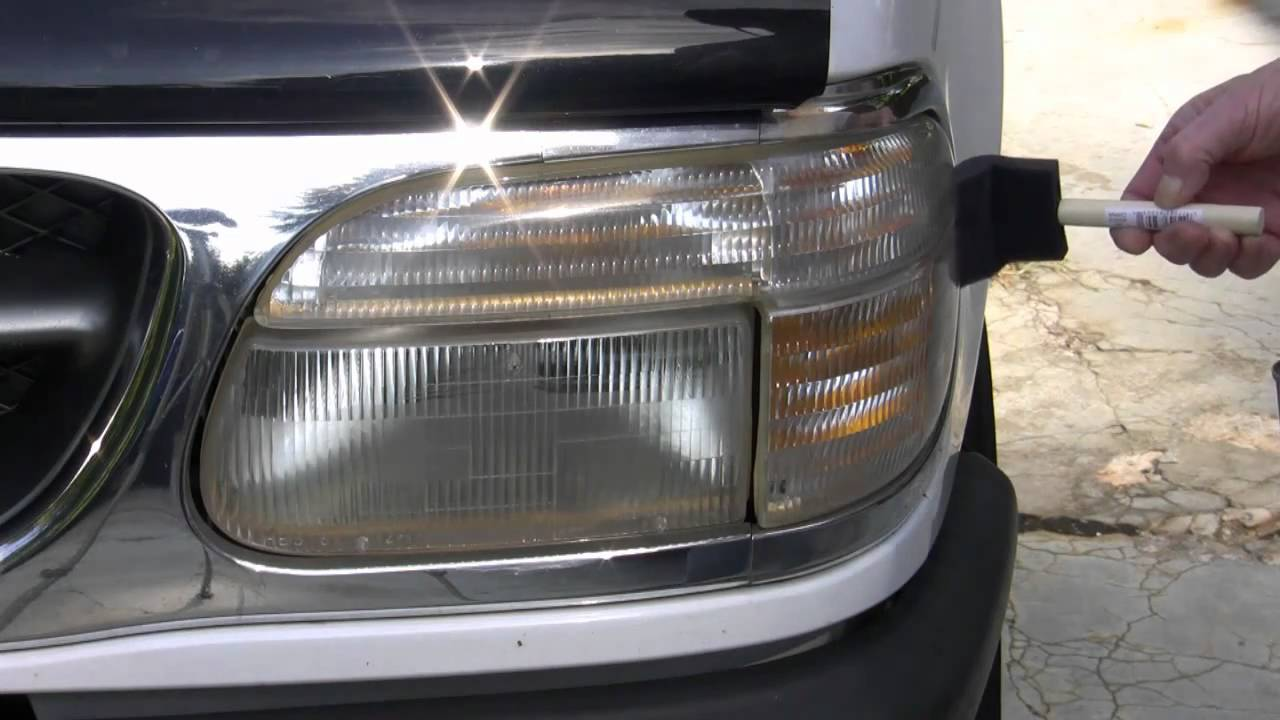 Re Explorer Headlights