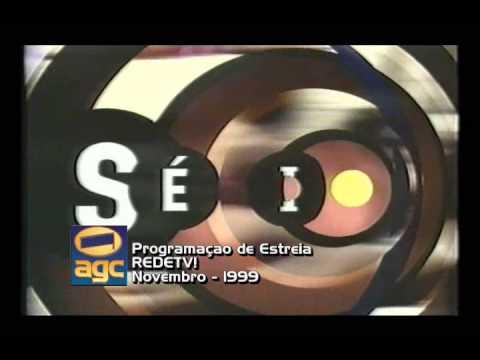 Chamada De Estreia Da REDETV! - Novembro 1999