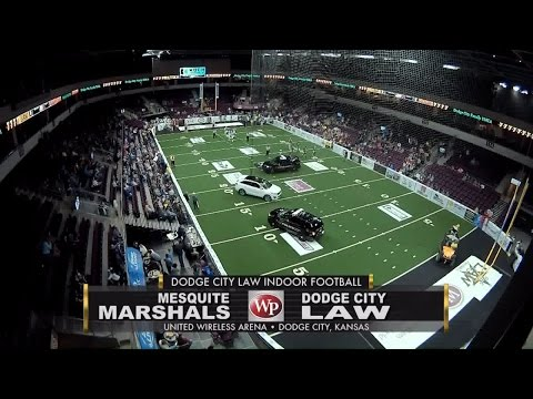 Dodge City Law vs Mesquite Marshals - March 5, 2016