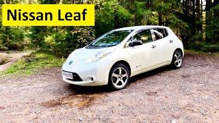 Продаю свой Nissan Leaf!