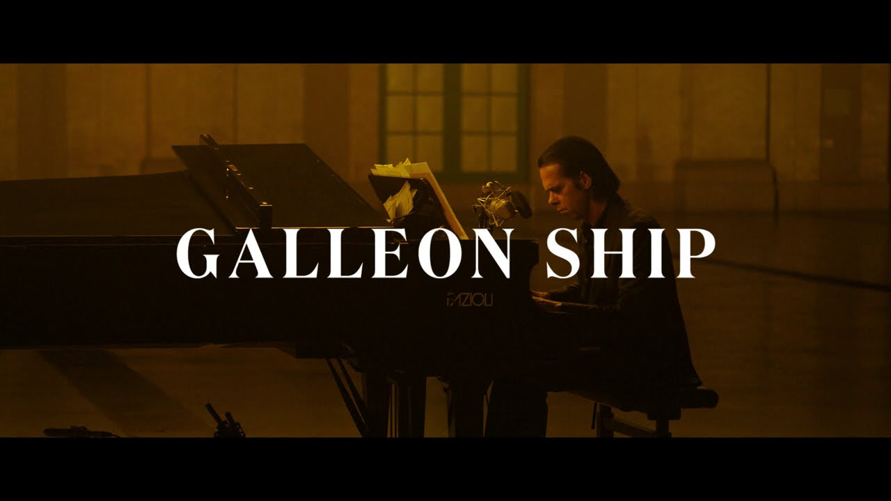 Galleon Ship - IDIOT PRAYER: Nick Cave Alone At Alexandra Palace - Clip