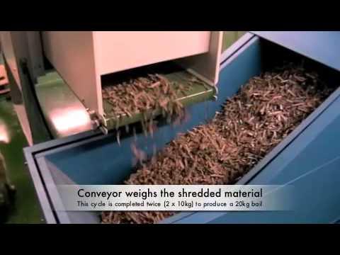 Compact Cardboard Shredder Youtube