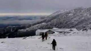White Mountain Winter Hike