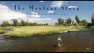 the montana story forty years of success